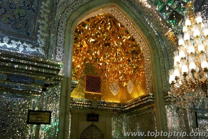 Shahcheragh Holy Shrine